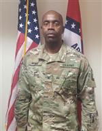 Col. Gordon McCoy, Lonoke School District Military Education Coordinator