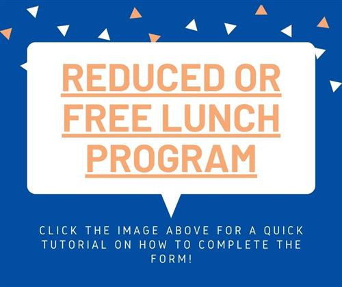 Free or Reduced Lunch Program information video