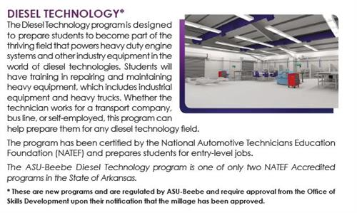 Diesel Technology Course