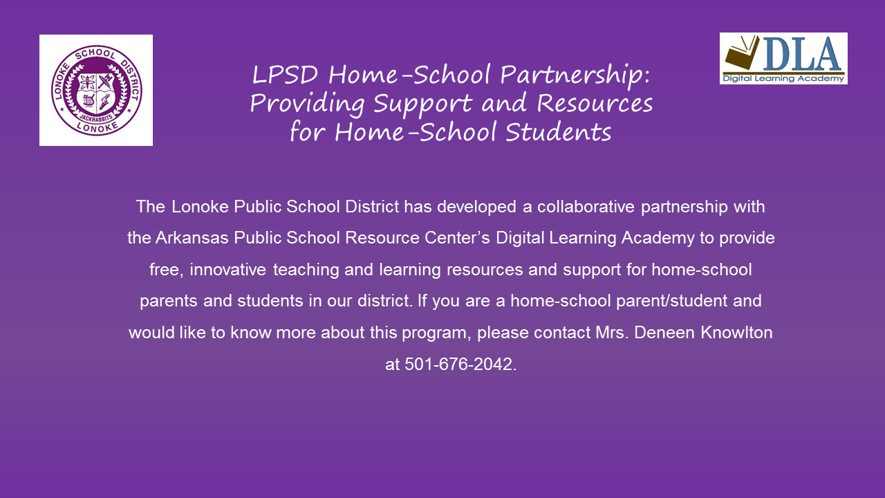 Lonoke Public School District / Overview