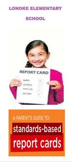 Parents Guide to Standards Based Report Cards